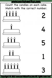Kindergarten Worksheets / FREE Printable Worksheets