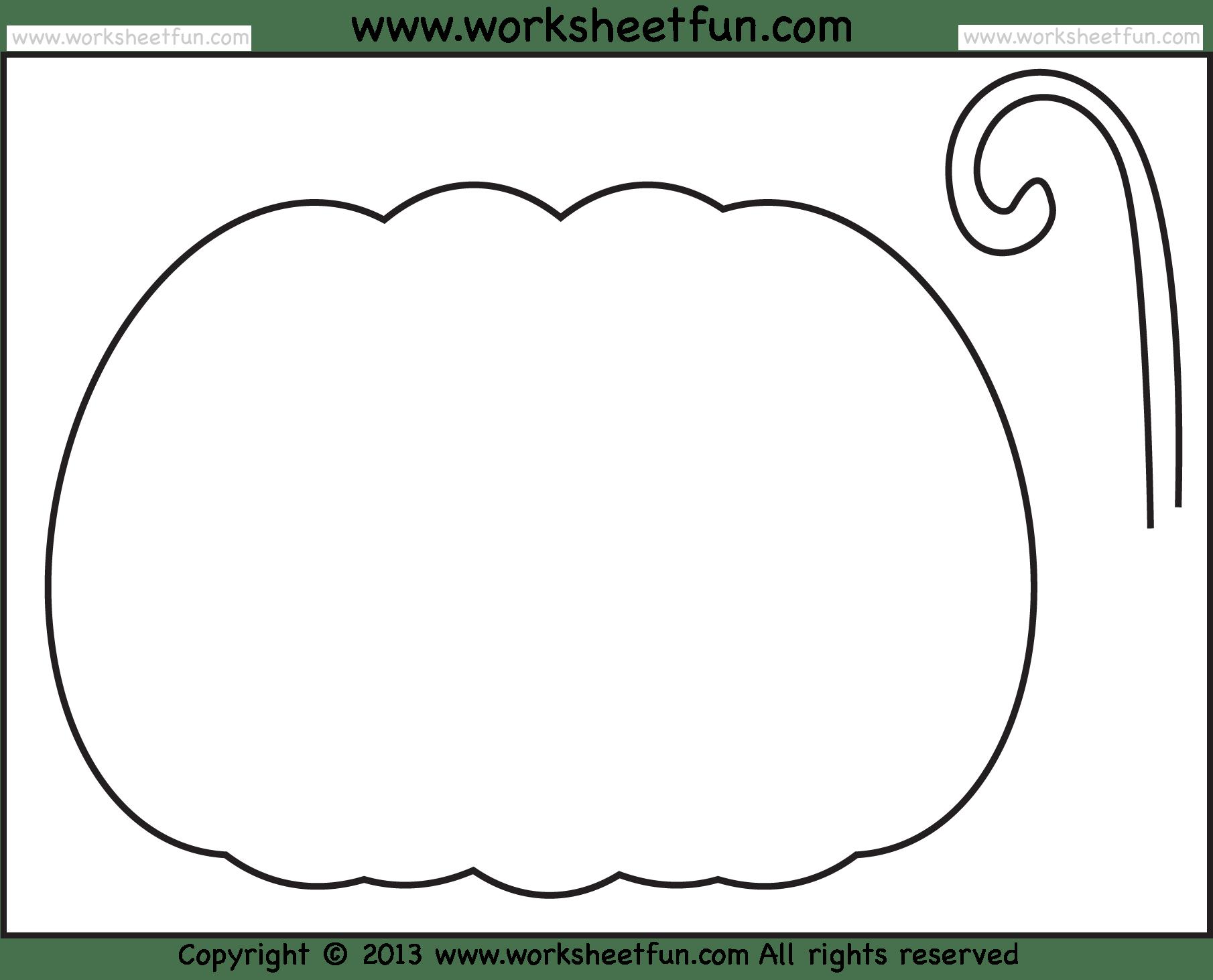 Worksheet Fun Halloween