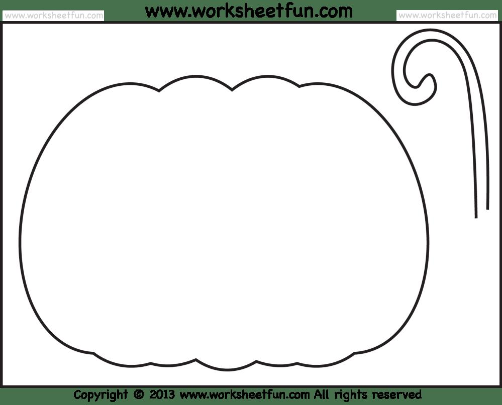 medium resolution of Halloween Printable Stencils for Pumpkin – 2 Worksheets / FREE Printable  Worksheets – Worksheetfun