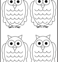 Owl Tracing and Coloring – 4 Halloween Worksheets / FREE Printable  Worksheets – Worksheetfun [ 1982 x 1327 Pixel ]