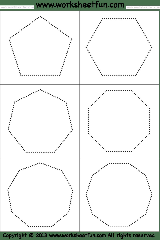 medium resolution of Shapes – Polygons – Pentagon