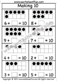 Kindergarten Worksheets / FREE Printable Worksheets