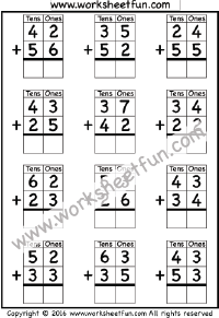 Second Grade / FREE Printable Worksheets