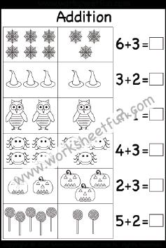 Math Worksheets / FREE Printable Worksheets