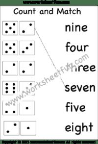 Spelling Numbers In Words Free Printable Worksheets