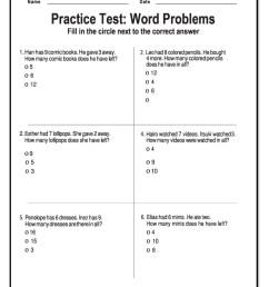 10 Amazing 1st Grade Math Word Problems Worksheets Samples   Worksheet Hero [ 1985 x 1541 Pixel ]