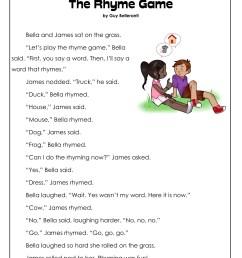 1st Grade Reading Comprehension Worksheets Printable PDF   Worksheet Hero [ 2081 x 1699 Pixel ]