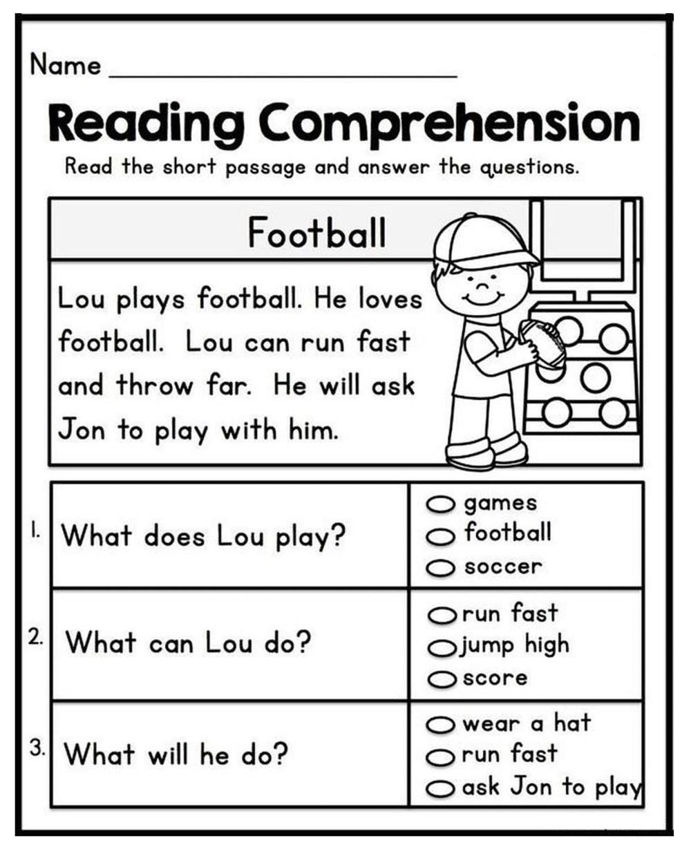 medium resolution of Grade 1 Literacy Activities   www.robertdee.org