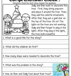 1st Grade Reading Comprehension Worksheets Printable PDF   Worksheet Hero [ 1973 x 1521 Pixel ]