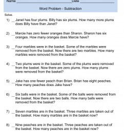 3rd Grade Math Worksheets Addition Word Problems   Printable Worksheets and  Activities for Teachers [ 1499 x 1200 Pixel ]