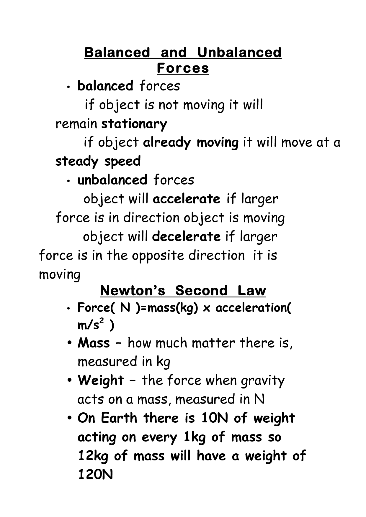 5 Best Images Of Force Diagrams Worksheet