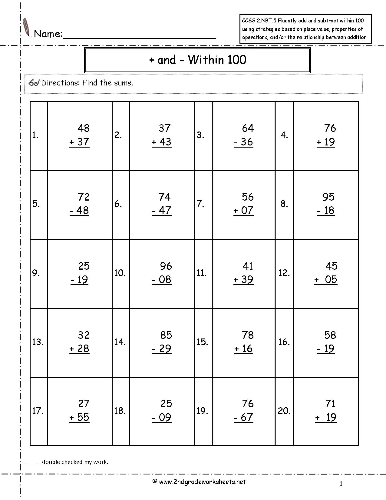 12 Best Images Of Place Value With Base Ten Blocks