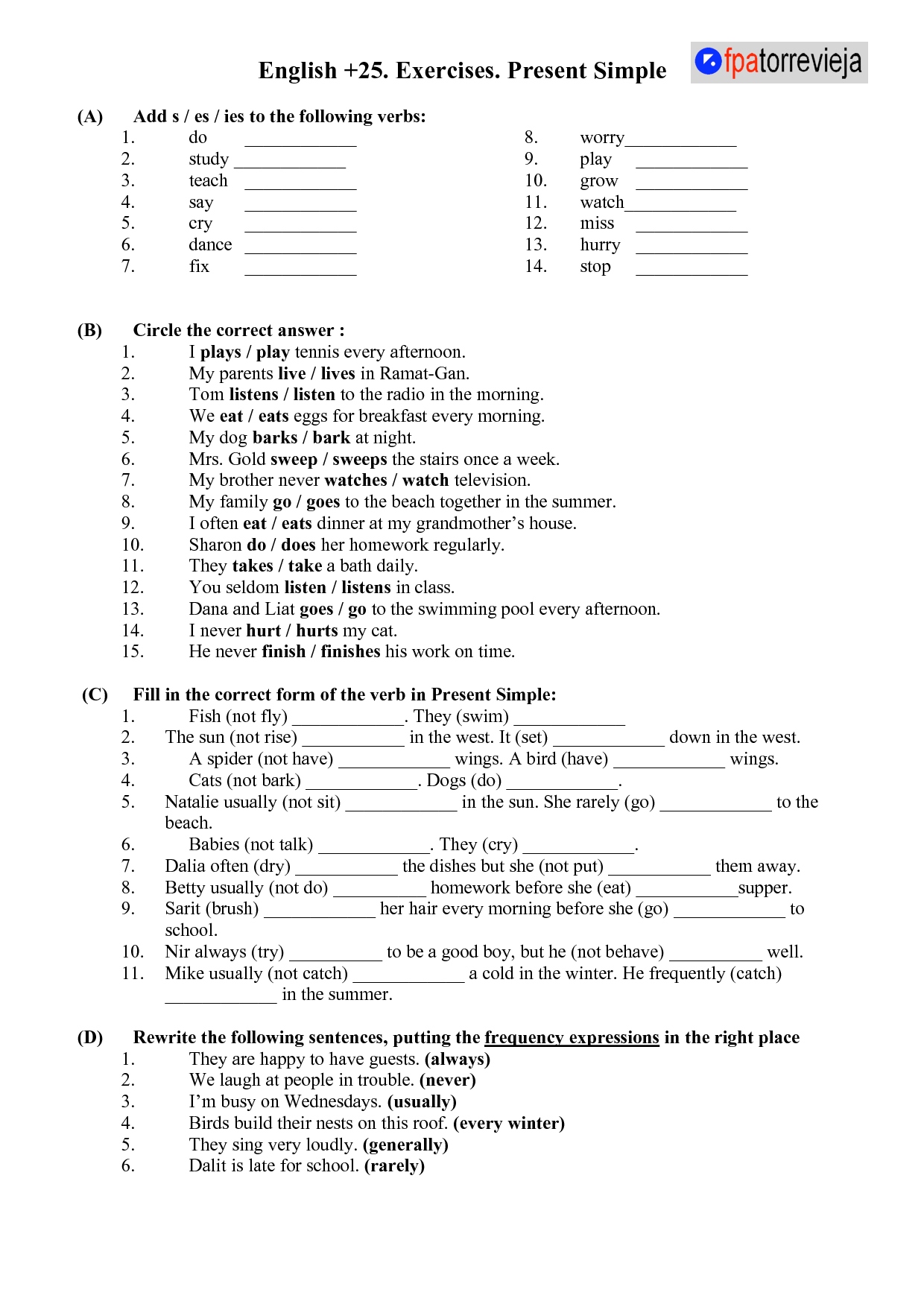 14 Best Images Of Wh Questions Worksheet