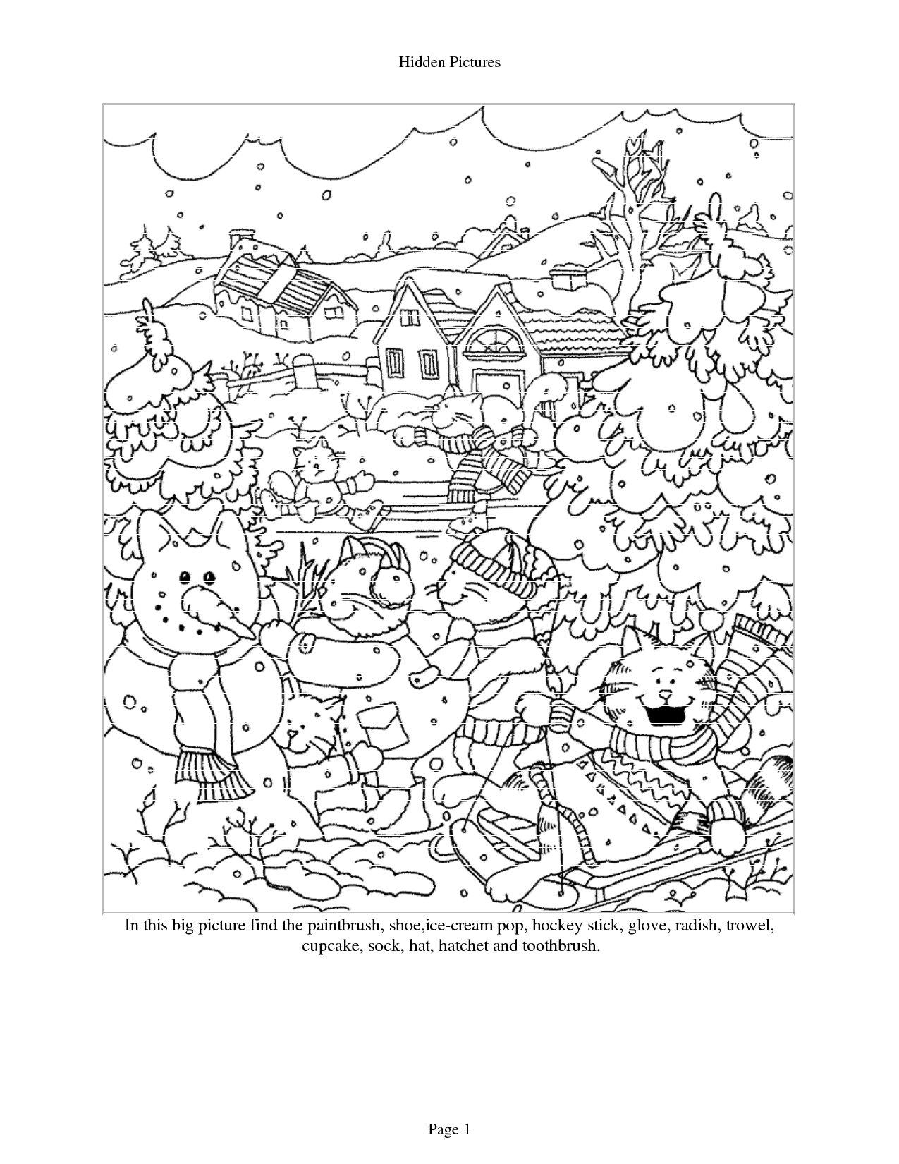 Math Coloring Puzzles Middle School