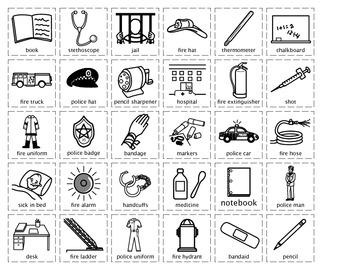 11 Best Images of Worksheets Community Helpers Doctor