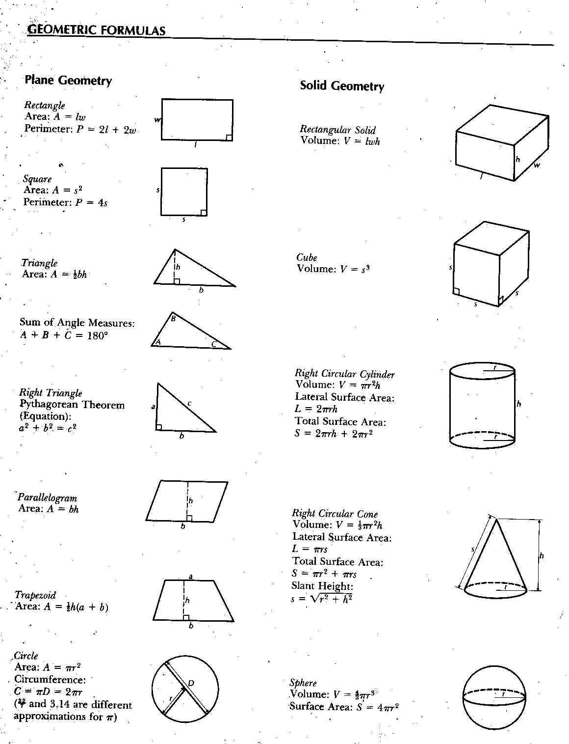 15 Best Images Of T Zoidal Prism Surface Area Worksheet