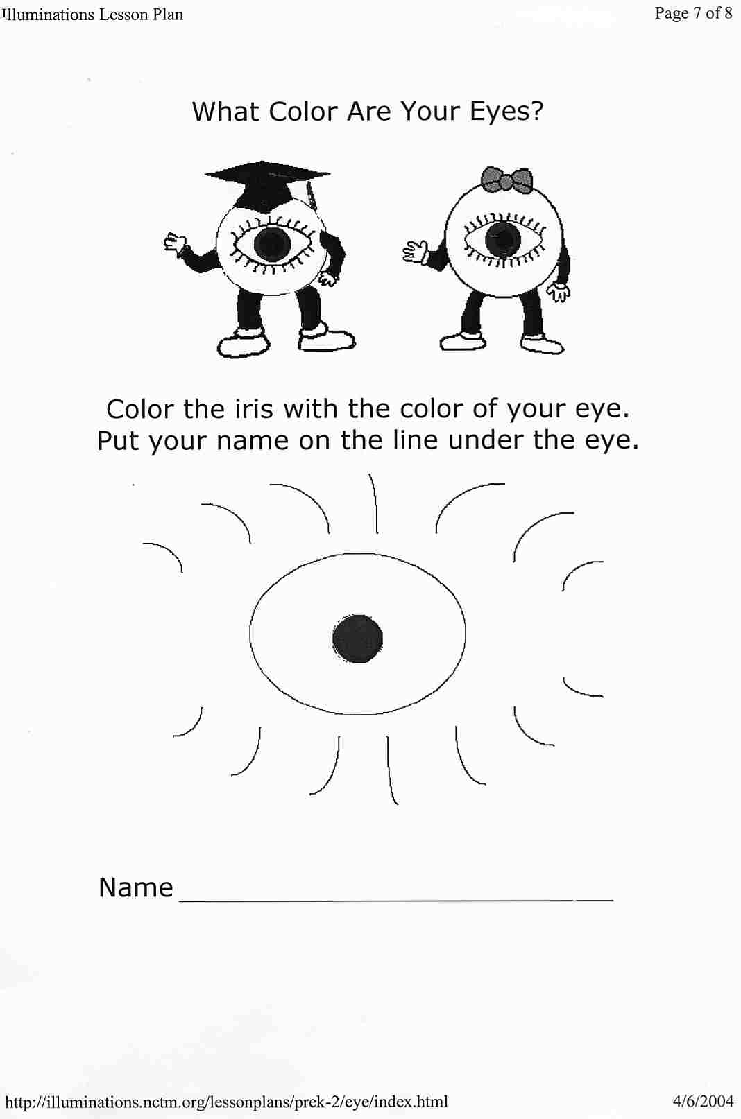 13 Best Images Of Brown Bear What Do You See Worksheet