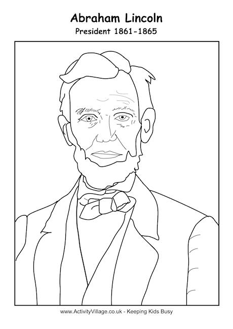 6 Best Images of Abraham Lincoln Printable Worksheets