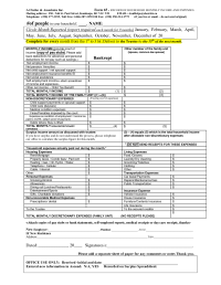 16 Best Images of Expense Worksheet Template - Income and ...