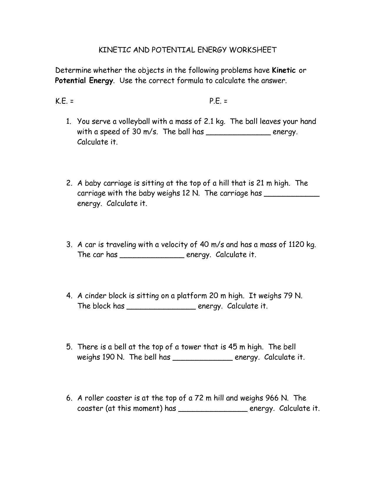 14 Best Images Of 8th Grade Worksheets And Answers
