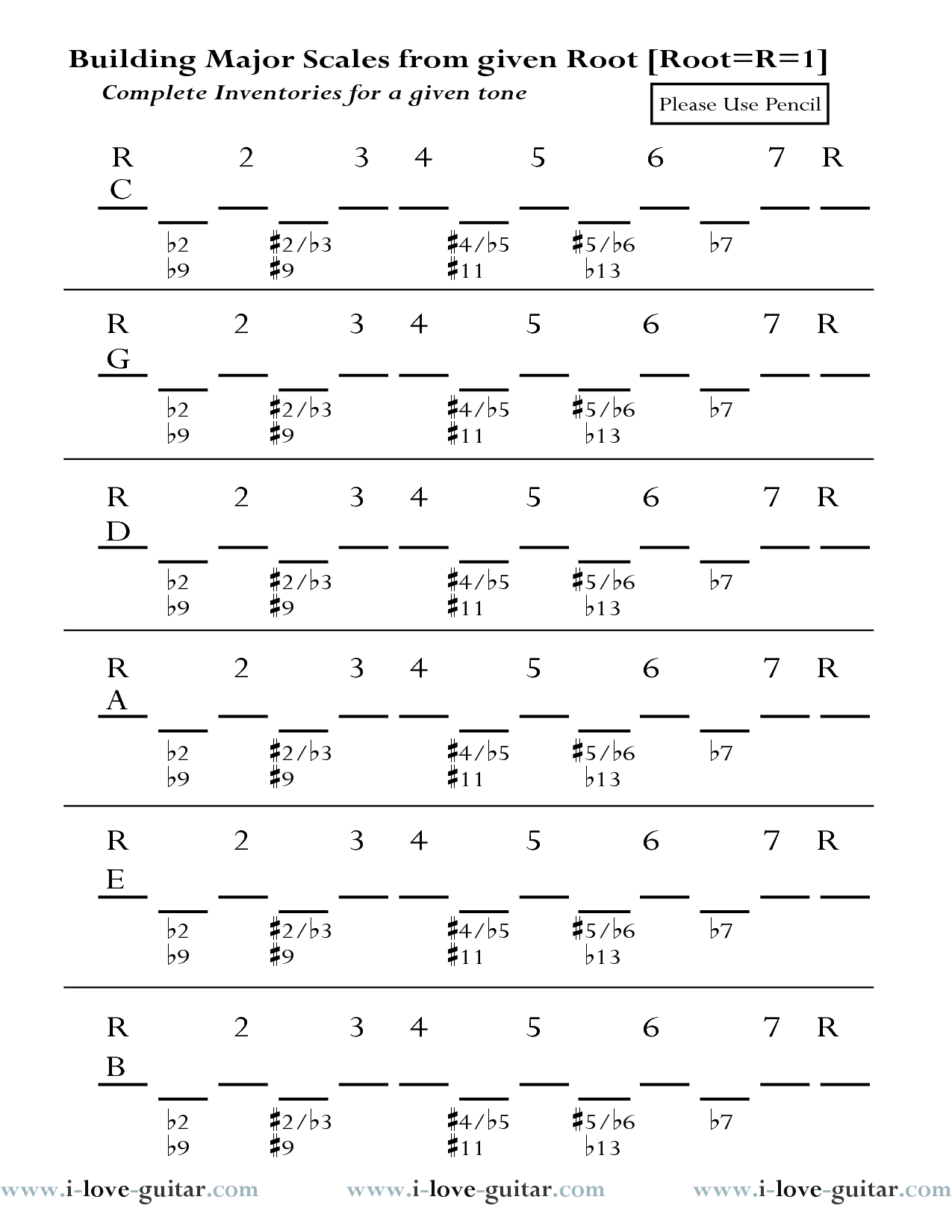 7 Best Images Of Free Printable Music Note Worksheets