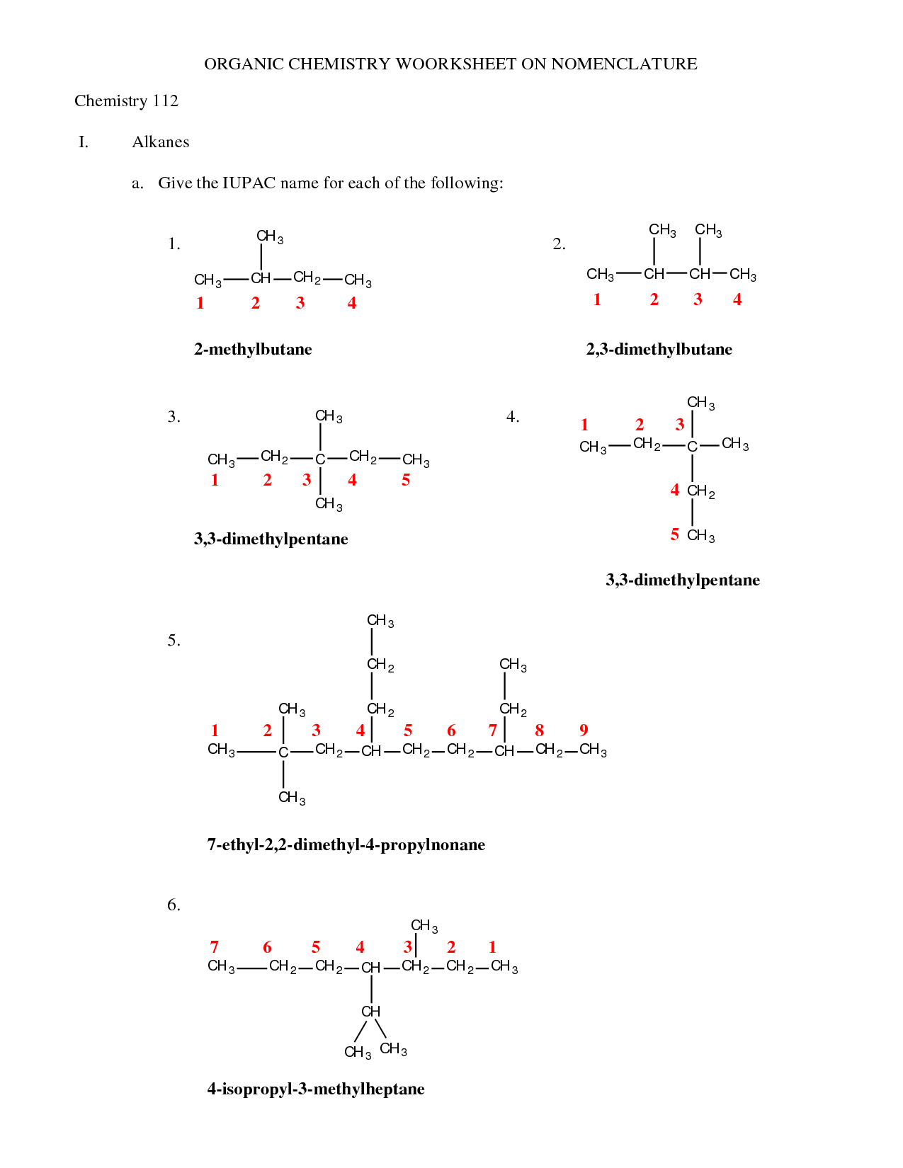 11 Best Images Of Naming Molecular Compounds Worksheet Answers