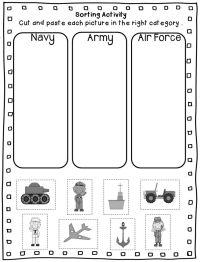 Preschool Worksheets Veterans Day. Preschool. Best Free ...