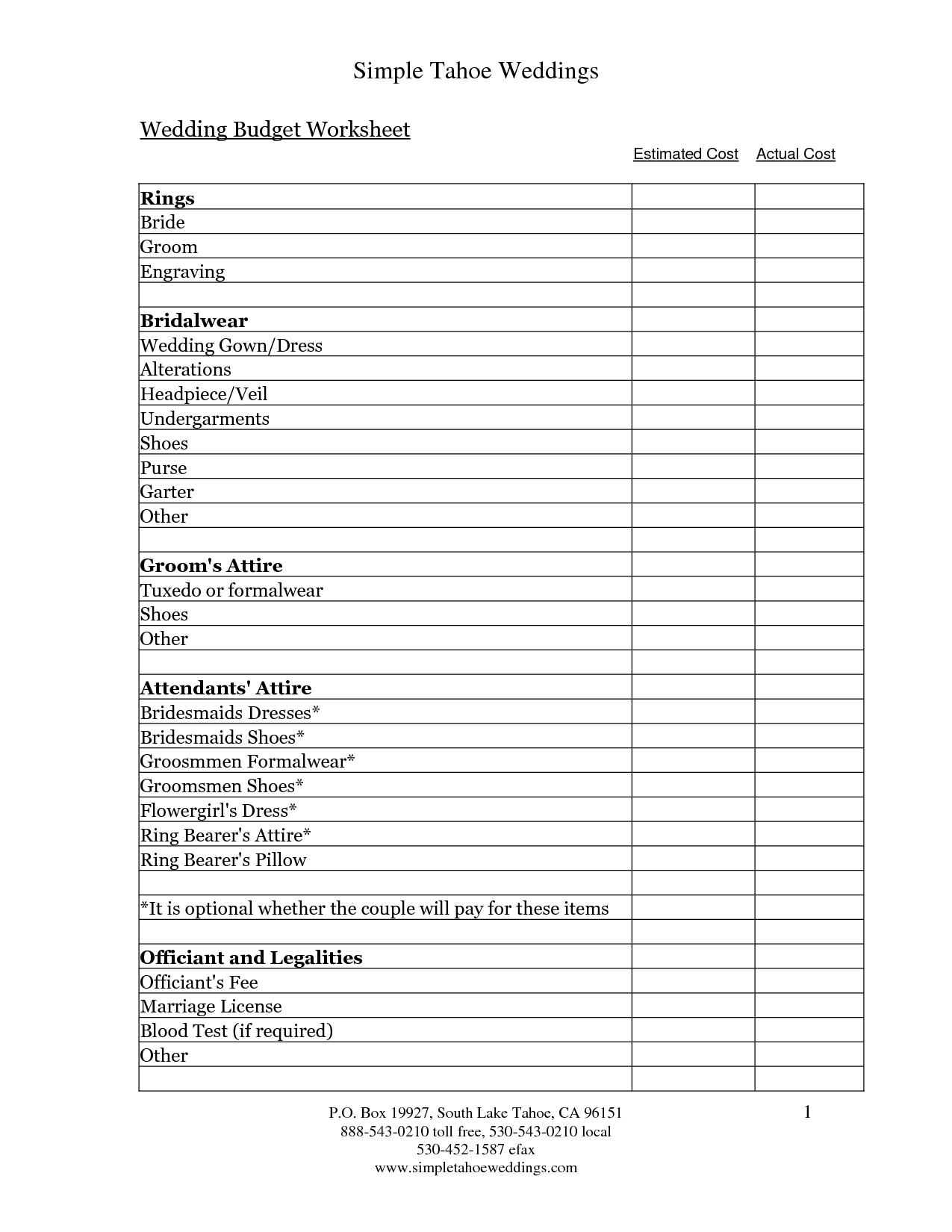Firefighting Command Worksheet