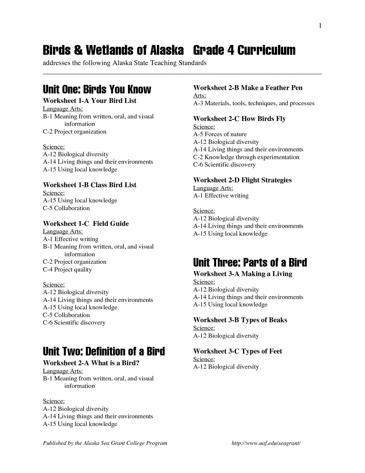 17 Best Images Of Science Tools Worksheet