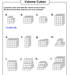 Shapes Worksheets For 5th Grade   Printable Worksheets and Activities for  Teachers [ 1650 x 1275 Pixel ]