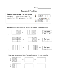 13 Best Images of Equivalent Fractions Number Line