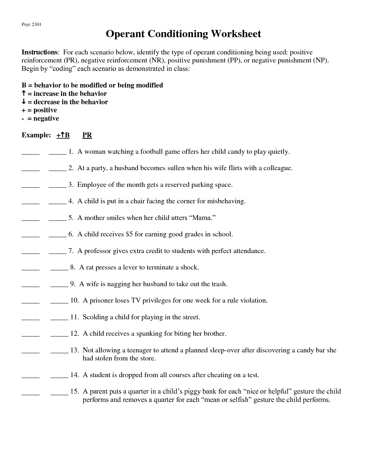 Other Worksheet Category Page 960