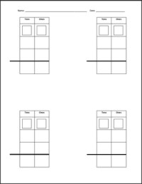 11 Best Images of Wave Math Worksheet - Addition with ...