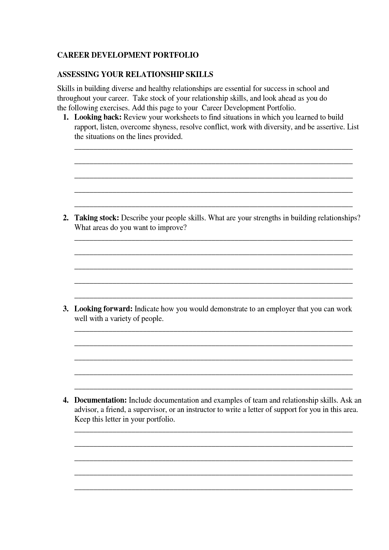 photo regarding Healthy Relationship Quiz Printable known as √ Romantic relationship Worksheets Romantic relationship Producing: Shared