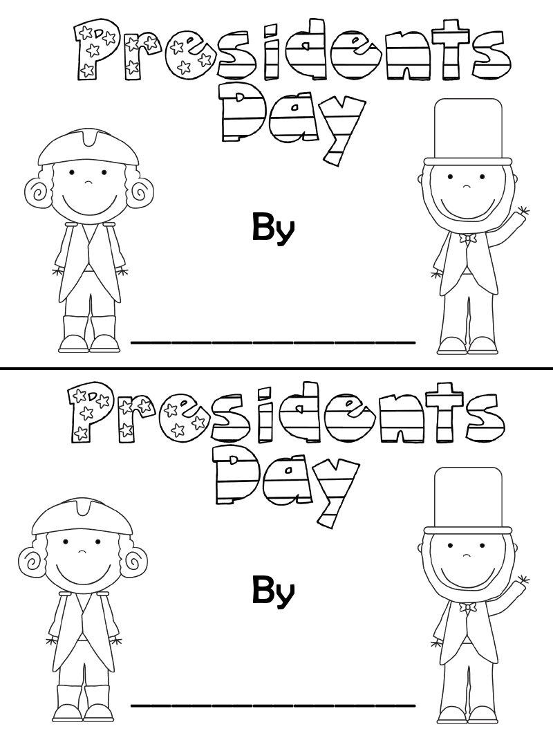 13 Best Images of Presidents Day Worksheets For Preschool