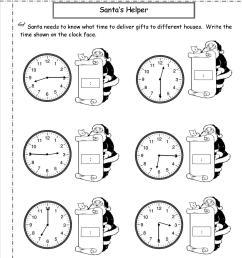 Telling Time To Hour Worksheets Grade 2   Printable Worksheets and  Activities for Teachers [ 1650 x 1275 Pixel ]