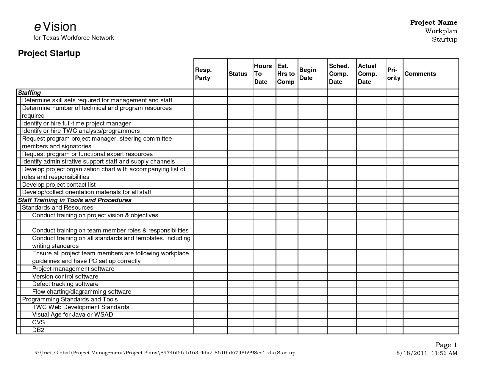 16 Best Images Of Quality Assurance Worksheet