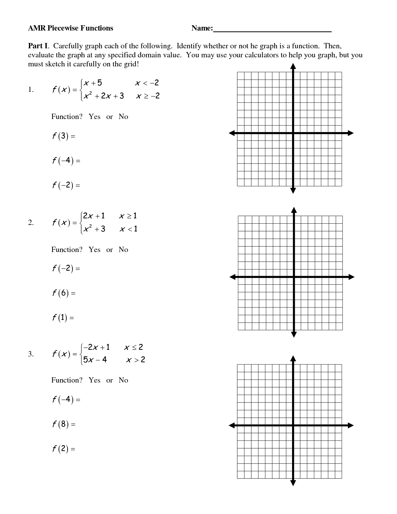 15 Best Images Of Evaluating Functions Worksheet Algebra 1