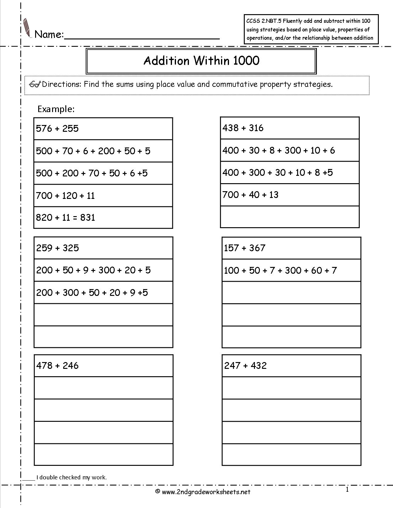Decomposing Numbers To 10 Worksheet