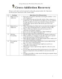 16 Best Images of Free Printable Drug Worksheets - Drug ...
