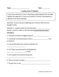 15 Best Images of Figurative Language Worksheets 2nd Grade ...