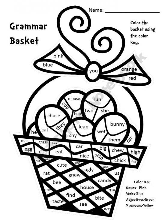 Adjective Coloring Pages Nice Coloring Pages