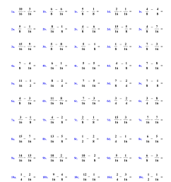 Writing 4th Grade Math Worksheets   Printable Worksheets and Activities for  Teachers [ 1650 x 1275 Pixel ]