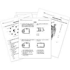 14 Best Images of Seasons Worksheets Free Middle School