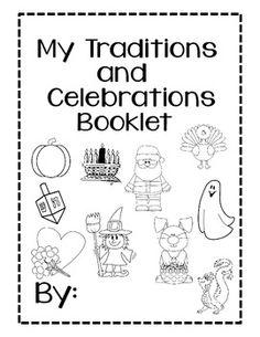 14 Best Images of Christmas Traditions Worksheet