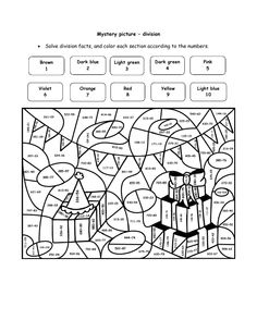 15 Best Images of 3rd Grade Worksheets Division With