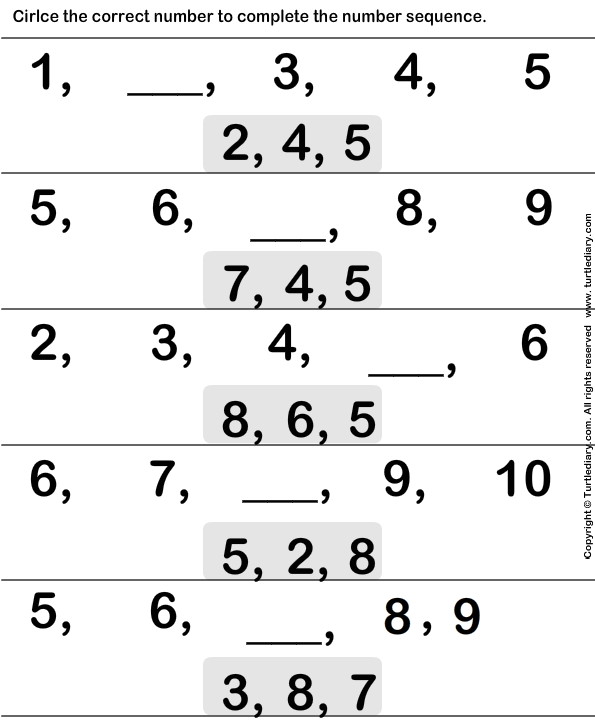 11 Best Images of Math Worksheets Ordinal Numbers