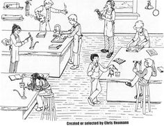 7 Best Images of Elementary Science Lab Safety Worksheet