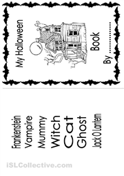 14 Best Images of Halloween Main Idea Worksheets