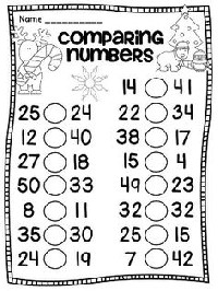 11 Best Images of Printable Worksheet For First Grade
